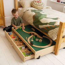 Diy Toy Storage Solutions 11 214x214 - Phenomenal DIY Toy Storage Solutions Ideas