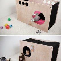 Diy Toy Storage Solutions 13 214x214 - Phenomenal DIY Toy Storage Solutions Ideas