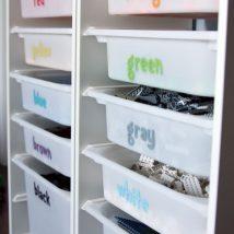 Diy Toy Storage Solutions 17 214x214 - Phenomenal DIY Toy Storage Solutions Ideas