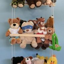 Diy Toy Storage Solutions 19 214x214 - Phenomenal DIY Toy Storage Solutions Ideas