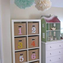 Diy Toy Storage Solutions 39 214x214 - Phenomenal DIY Toy Storage Solutions Ideas