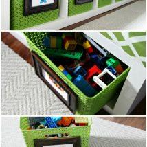Diy Toy Storage Solutions 40 214x214 - Phenomenal DIY Toy Storage Solutions Ideas