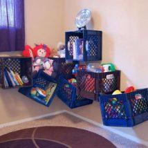 Diy Toy Storage Solutions 44 214x214 - Phenomenal DIY Toy Storage Solutions Ideas