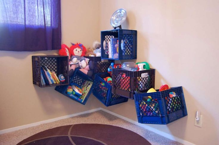 Diy Toy Storage Solutions 44 - Diy Toy Storage Solutions (44)