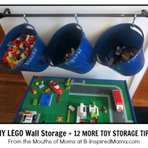 Diy Toy Storage Solutions 45 214x214 - Phenomenal DIY Toy Storage Solutions Ideas
