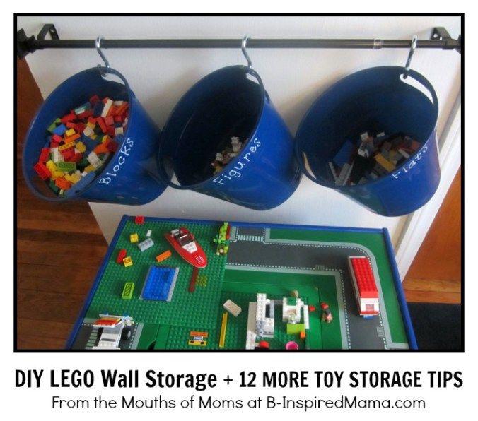 Diy Toy Storage Solutions 45 - Diy Toy Storage Solutions (45)