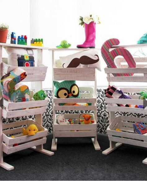Diy Toy Storage Solutions 48 - Diy Toy Storage Solutions (48)