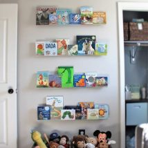 Diy Toy Storage Solutions 7 214x214 - Phenomenal DIY Toy Storage Solutions Ideas