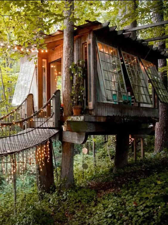 Diy Tree Houses 16 - 45+ DIY Tree House Ideas For Your Inspiration