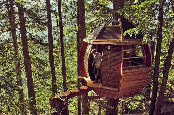 Diy Tree Houses 18 - 45+ DIY Tree House Ideas For Your Inspiration