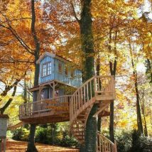 45+ DIY Tree House Ideas For Your Inspiration