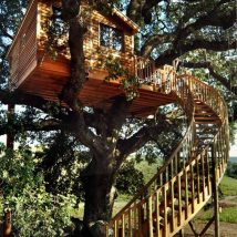 Diy Tree Houses 27 214x214 - 45+ DIY Tree House Ideas For Your Inspiration