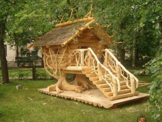 Diy Tree Houses 31 - 45+ DIY Tree House Ideas For Your Inspiration