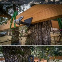 Diy Tree Houses 32 214x214 - 45+ DIY Tree House Ideas For Your Inspiration