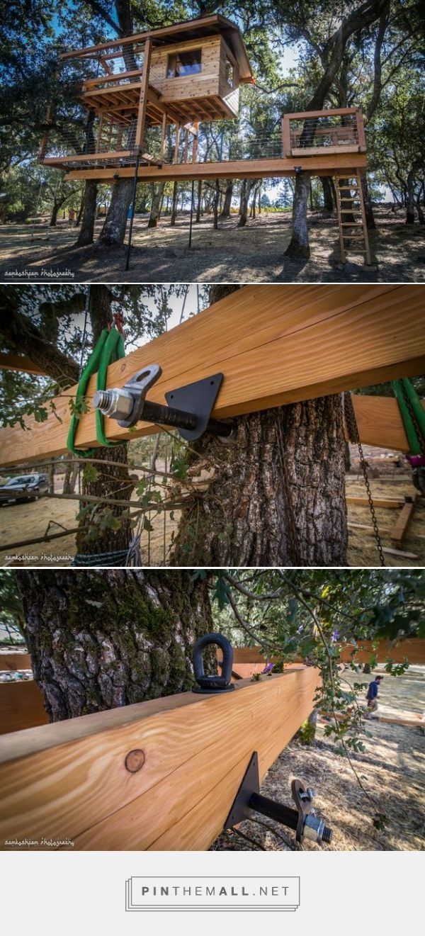 Diy Tree Houses 32 - 45+ DIY Tree House Ideas For Your Inspiration