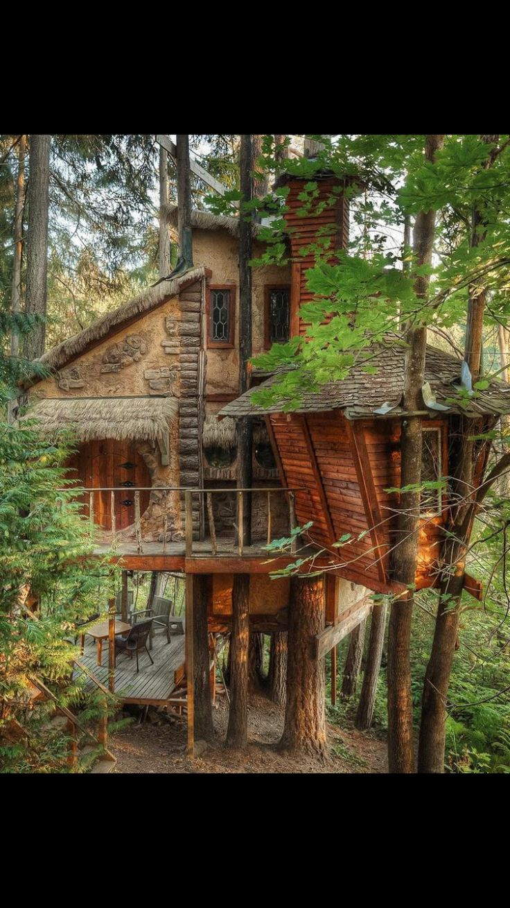 Diy Tree Houses 34 - 45+ DIY Tree House Ideas For Your Inspiration