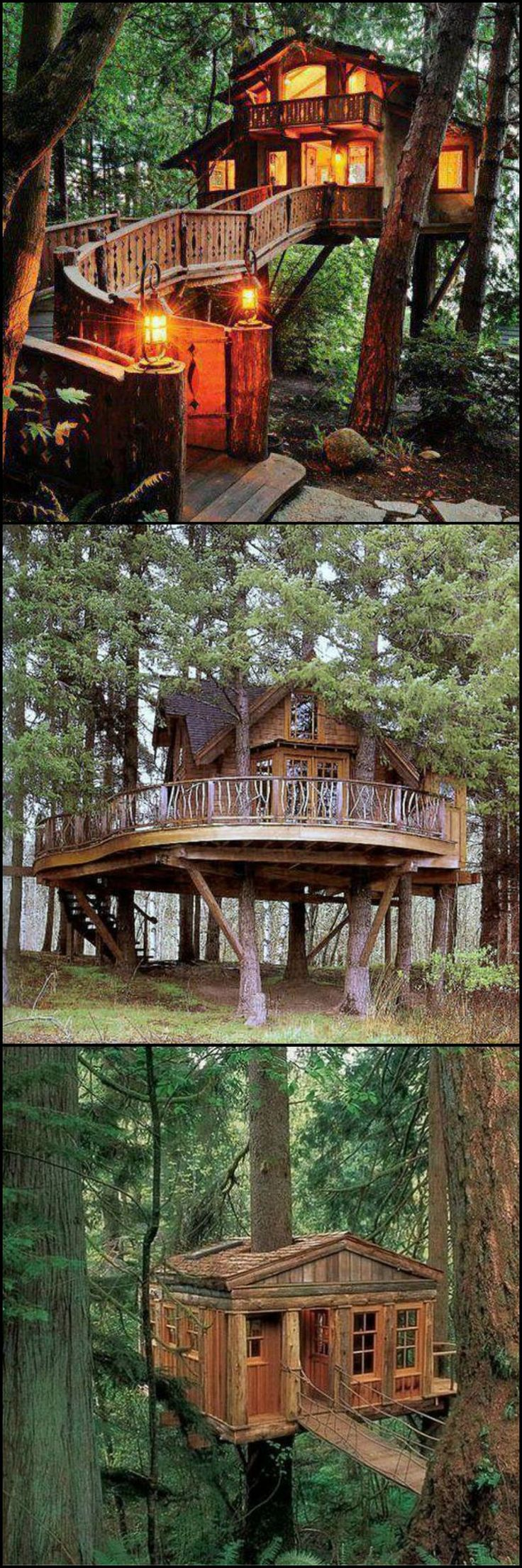 Diy Tree Houses 37 - 45+ DIY Tree House Ideas For Your Inspiration
