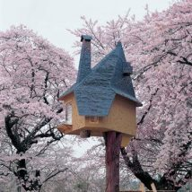 Diy Tree Houses 40 214x214 - 45+ DIY Tree House Ideas For Your Inspiration