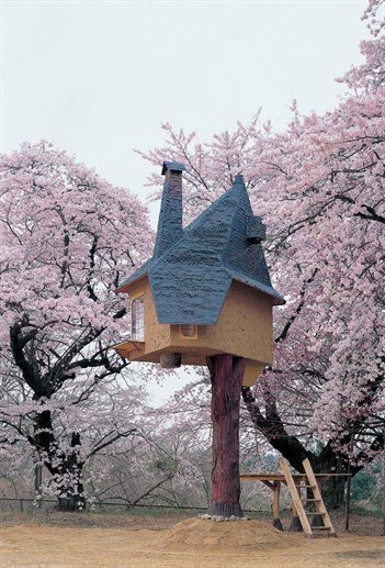 Diy Tree Houses 40 - 45+ DIY Tree House Ideas For Your Inspiration