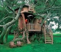 Diy Tree Houses 43 214x183 - 45+ DIY Tree House Ideas For Your Inspiration
