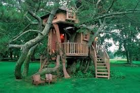 Diy Tree Houses 43 - 45+ DIY Tree House Ideas For Your Inspiration