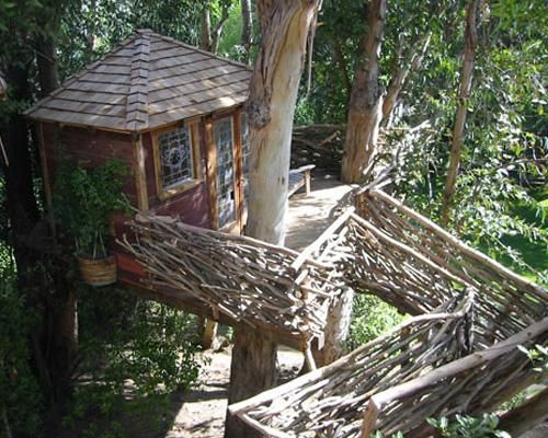 Diy Tree Houses 44 - 45+ DIY Tree House Ideas For Your Inspiration