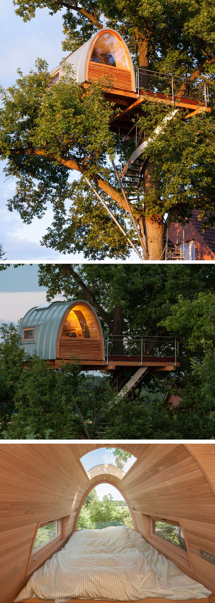 Diy Tree Houses 46 - 45+ DIY Tree House Ideas For Your Inspiration