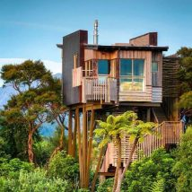 Diy Tree Houses 52 214x214 - 45+ DIY Tree House Ideas For Your Inspiration