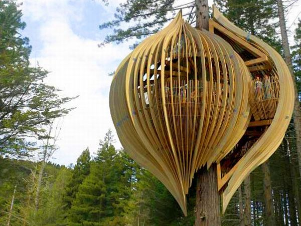 Diy Tree Houses 54 - 45+ DIY Tree House Ideas For Your Inspiration