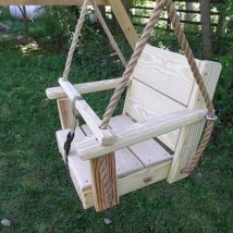Diy Tree Swings 11 214x214 - Awesome DIY Tree Swing Ideas To Try Now