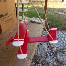 Diy Tree Swings 13 214x214 - Awesome DIY Tree Swing Ideas To Try Now