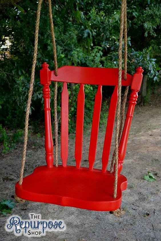 Diy Tree Swings 18 - Awesome DIY Tree Swing Ideas To Try Now