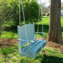 Diy Tree Swings 23 214x214 - Awesome DIY Tree Swing Ideas To Try Now