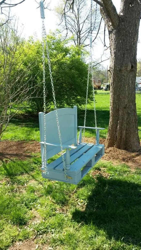 Diy Tree Swings 23 - Awesome DIY Tree Swing Ideas To Try Now