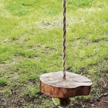 Diy Tree Swings 25 214x214 - Awesome DIY Tree Swing Ideas To Try Now