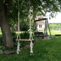 Diy Tree Swings 27 214x214 - Awesome DIY Tree Swing Ideas To Try Now