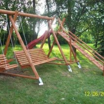 Diy Tree Swings 28 214x214 - Awesome DIY Tree Swing Ideas To Try Now