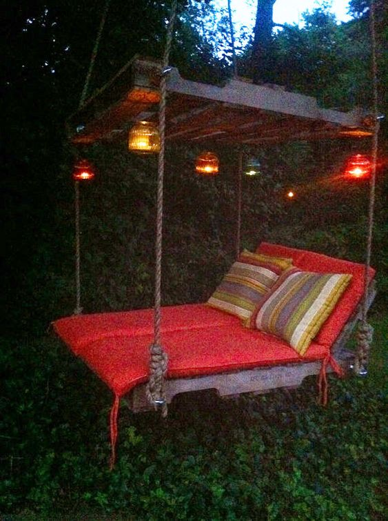 Diy Tree Swings 29 - Awesome DIY Tree Swing Ideas To Try Now
