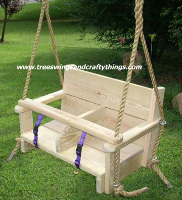 Diy Tree Swings 3 - Awesome DIY Tree Swing Ideas To Try Now