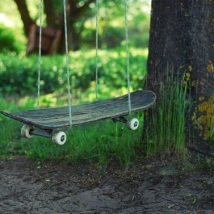 Diy Tree Swings 30 214x214 - Awesome DIY Tree Swing Ideas To Try Now