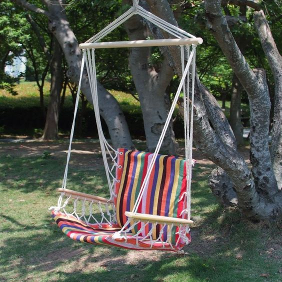 Diy Tree Swings 33 - Awesome DIY Tree Swing Ideas To Try Now