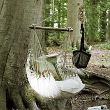 Diy Tree Swings 34 214x214 - Awesome DIY Tree Swing Ideas To Try Now
