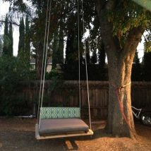 Diy Tree Swings 36 214x214 - Awesome DIY Tree Swing Ideas To Try Now