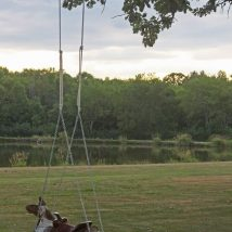 Diy Tree Swings 37 214x214 - Awesome DIY Tree Swing Ideas To Try Now