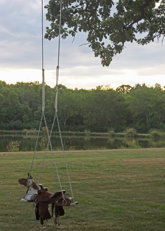 Diy Tree Swings 37 - Awesome DIY Tree Swing Ideas To Try Now