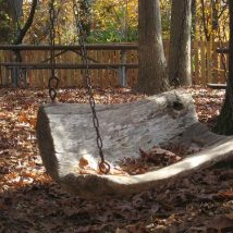 Diy Tree Swings 4 214x214 - Awesome DIY Tree Swing Ideas To Try Now