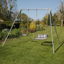 Diy Tree Swings 40 214x214 - Awesome DIY Tree Swing Ideas To Try Now