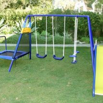 Diy Tree Swings 42 214x214 - Awesome DIY Tree Swing Ideas To Try Now