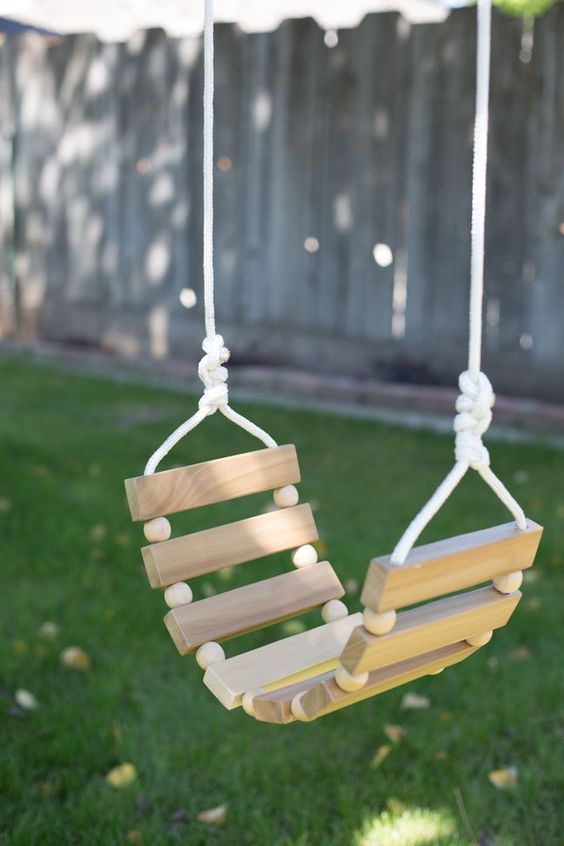 Diy Tree Swings 44 - Awesome DIY Tree Swing Ideas To Try Now