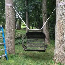 Diy Tree Swings 45 214x214 - Awesome DIY Tree Swing Ideas To Try Now